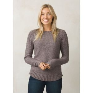 Prana Pia speckled sweater, S